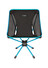 Helinox Swivel Chair Campingstol sort/turkis